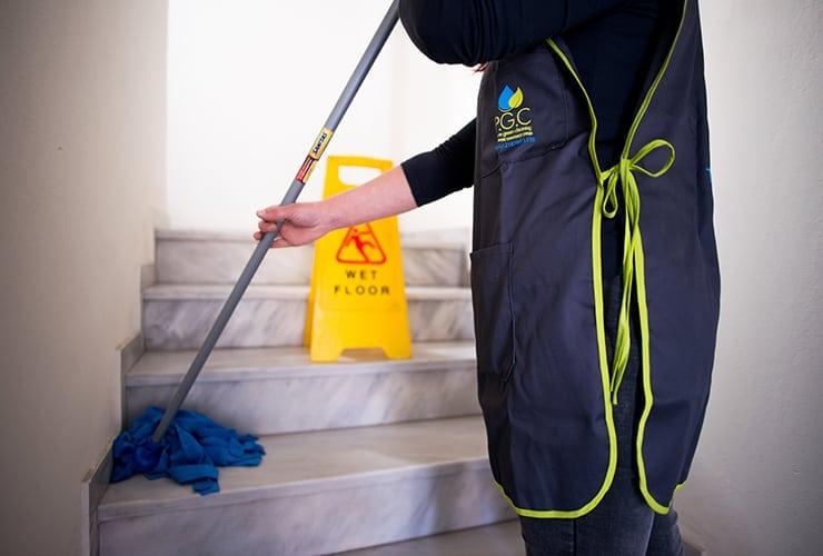 PGC -Επαγγελματικός καθαρισμός κτιρίων 4